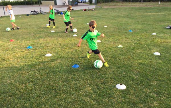 Mannschaftstraining SV Brachelen (F-Jugend) 14.09.16