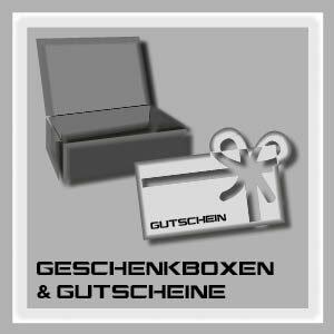 Geschenkboxen & Gutscheine